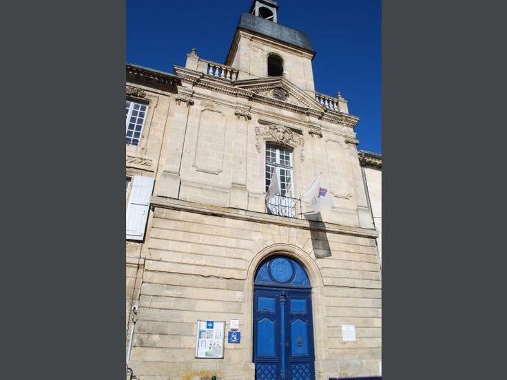 Office de Tourisme de Bourg: Office de Tourisme - Bourg en Gironde - France-Voyage.com