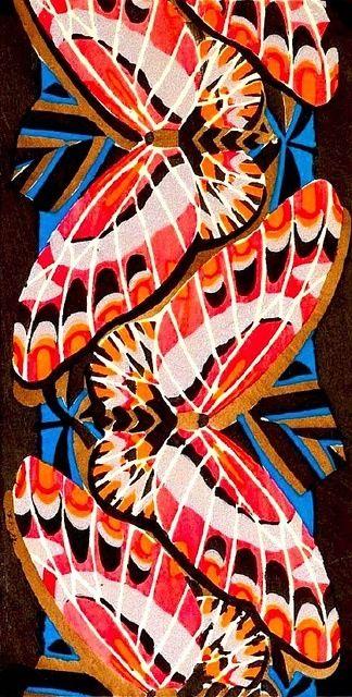 Papillions by EA Seguy