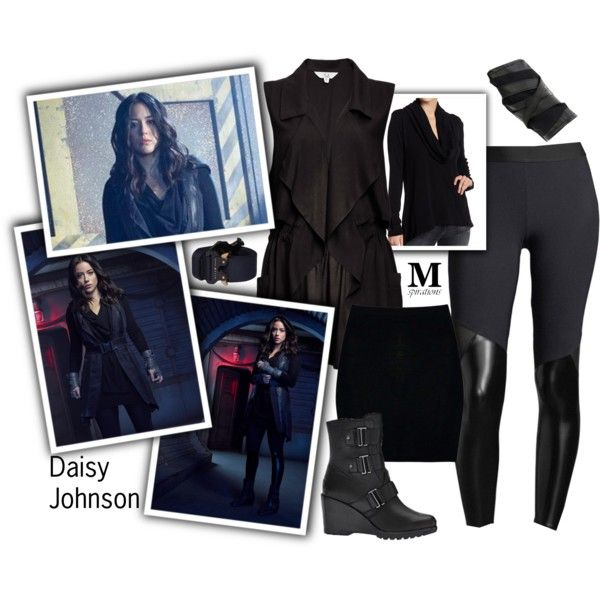 5b56549589cb1 Daisy Johnson - Promo season 5 | Agents of S.H.I.E.L.D - Daisy