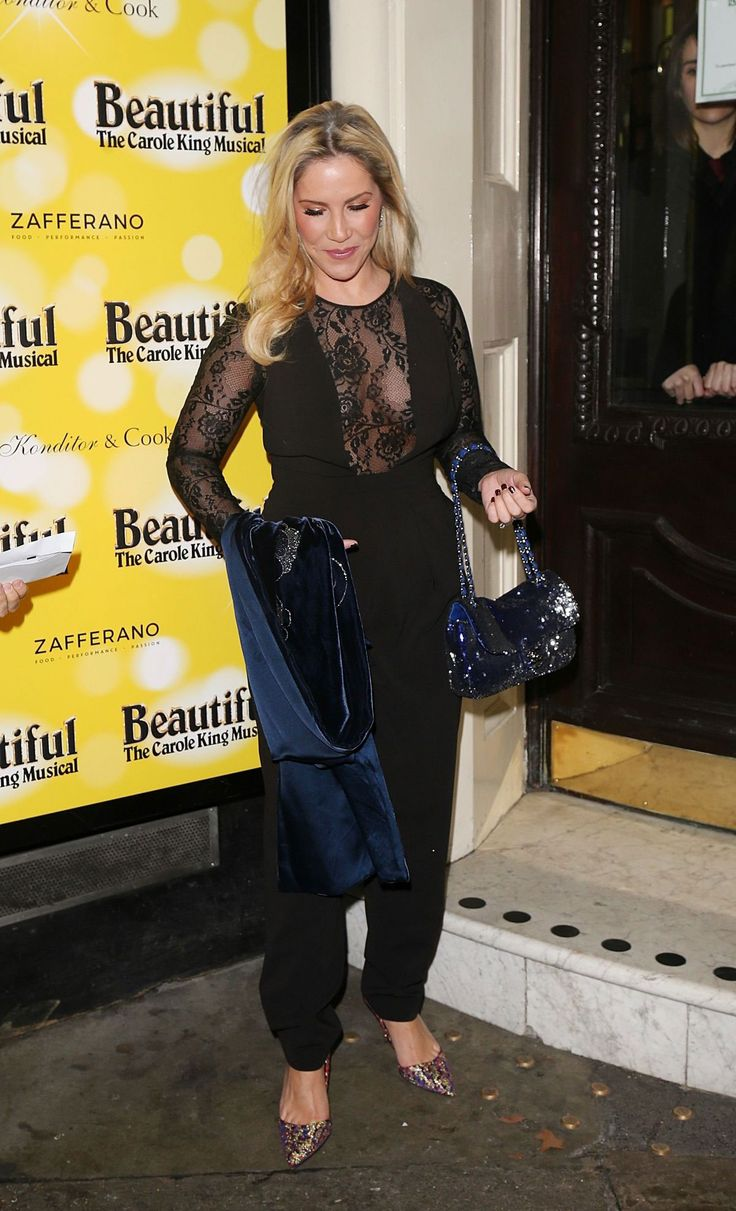 Heidi Range Stills at Beautiful – The Carole King Musical Birthday Gala in London  Read more: http://www.celebskart.com/heidi-range-stills-beautiful-carole-king-musical-birthday-gala-london/#ixzz4Yh9W9f00