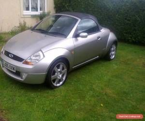 Classic FORD STREETKA 1.6i LUXURY CONVERTIBLE 2005 for Sale