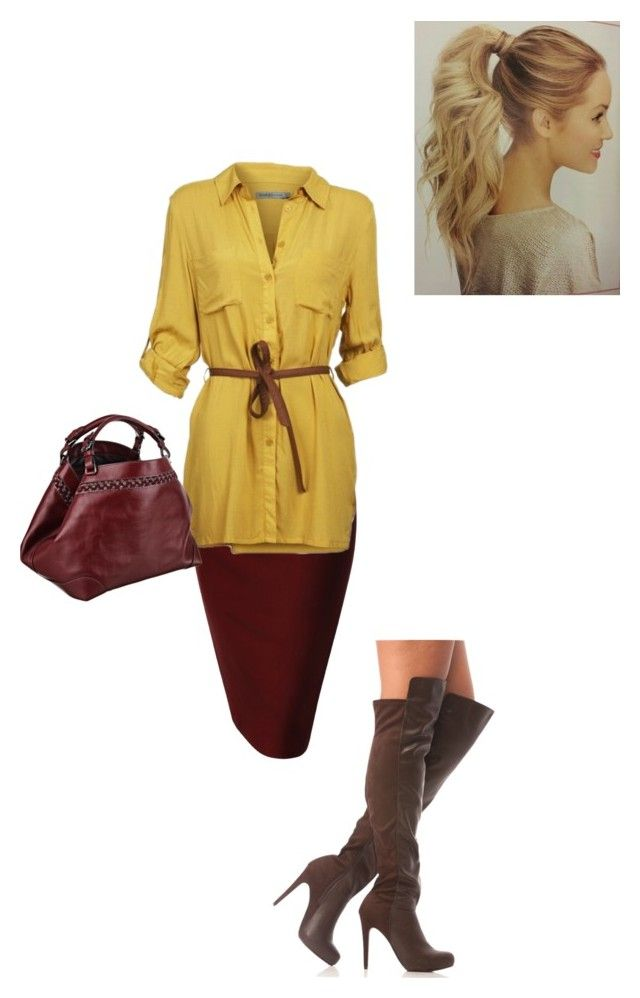 """""""Youth service/ youth rally"""" by annalisa-victoria-morehouse ❤ liked on Polyvore featuring Caroline De Marchi"""