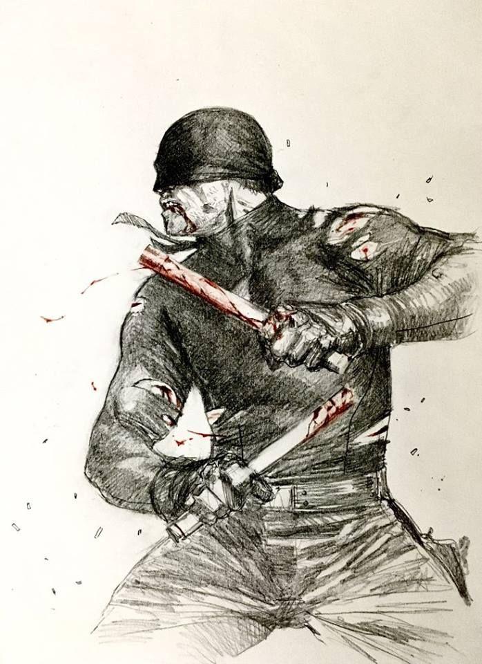 Gabriele Dell'Otto ( Daredevil ) *
