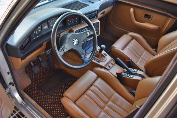 1988 BMW 535i 5-Gang