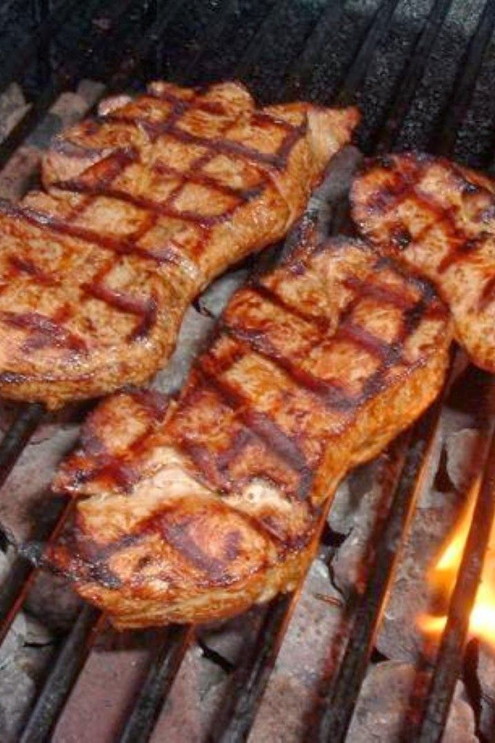 17 Best ideas about Best Grilled Pork Chops on Pinterest ...