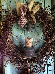 Image result for rustic christmas with gingerbread kitchen  burlap garlands wreaths and wood