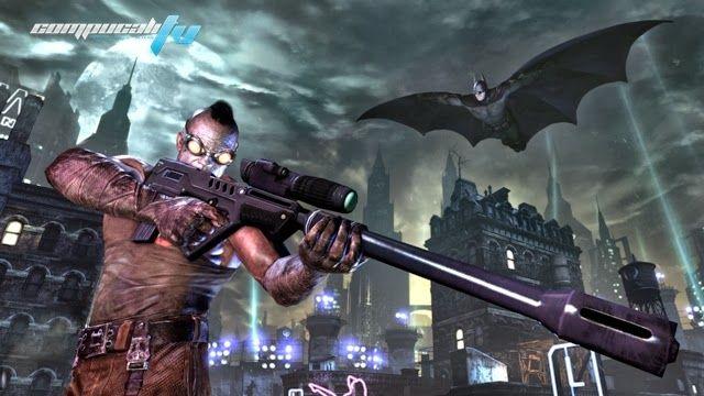Nueva versión Steam del juego Batman Arkham city llamada Batman Arkham City Game Of The Year Steam Edition PC Full Español ISO Prophet Multi9 Actualizada