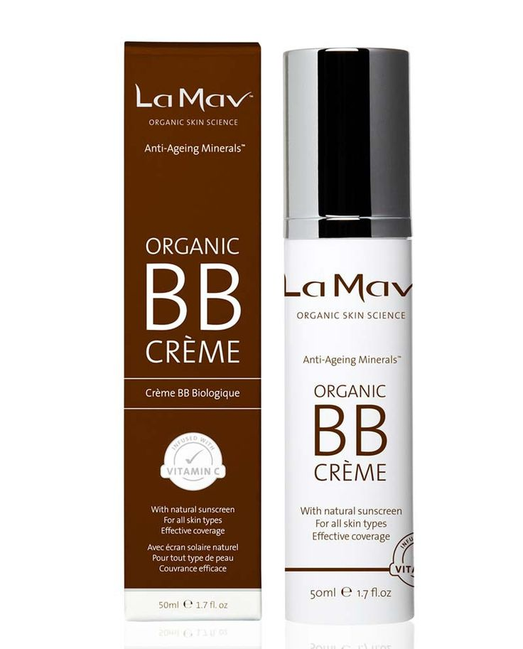 Organic BB Creme - Incredible stuff! Anti-ageing, SPF, cruelty free, corrects imperfections and gives a flawless, even finish. My new fave!
