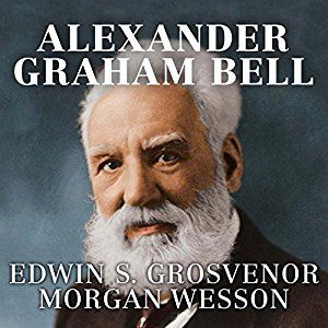 "Edwin Grosvenor writes of Bell's other extraordinary inventions: the first transmission of sound over light waves, metal detector, first practical phonograph, and early airplanes, including the first to fly in Canada. He also examines Bell's humanitarian efforts, including support for women's suffrage, civil rights, and speeches about what he warned would be a ""greenhouse effect"" of pollution causing global warming.  Alexander Graham Bell #Audible"