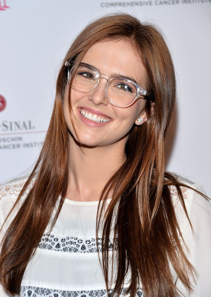 Pin for Later: 69 Celebs With Serious Specs Appeal Zoey Deutch