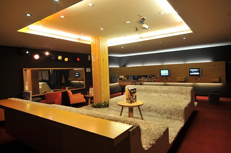 "Club Med Passworld® ""La salle des coffres"" en Club Med Peisey-Vallandry, Alpes - Francia"