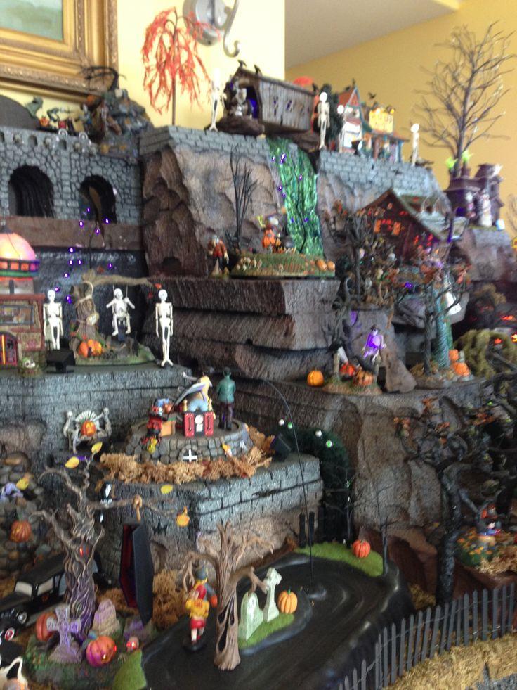 18 Best Diy Holiday Department 56 Ideas Halloween