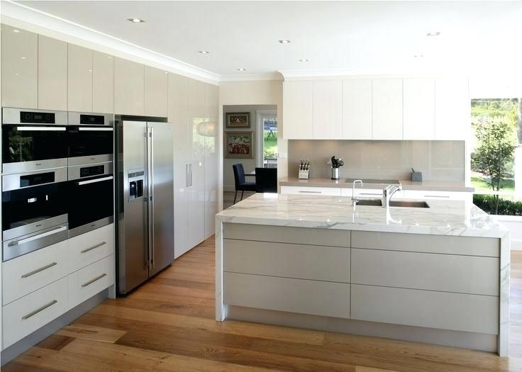 Image Result For How To Design A Modern White Kitchen 2018 White Modern Kitchen Contemporary Kitchen Design Kitchen Interior