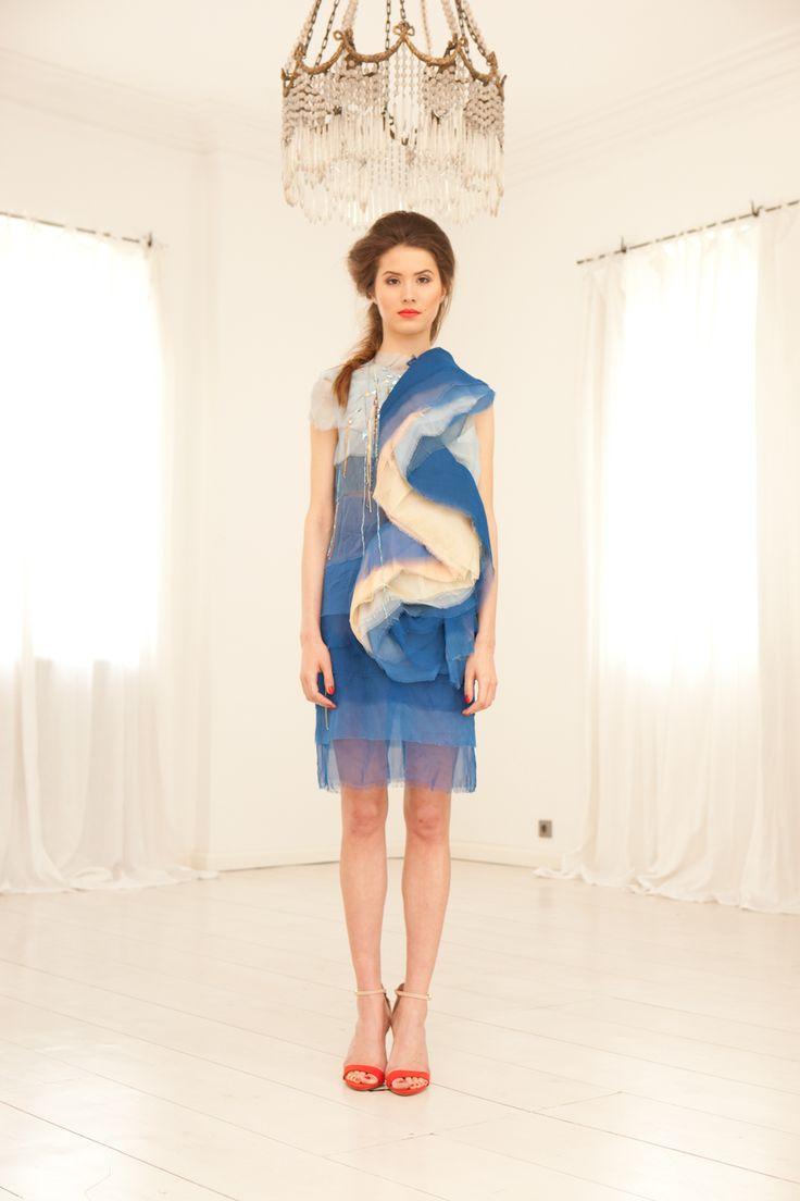 Nüska Couture Dress