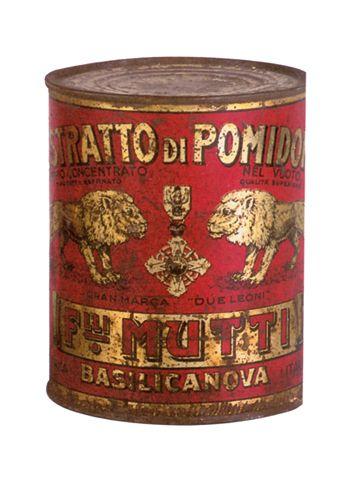An Italian passion, since 1899   Mutti