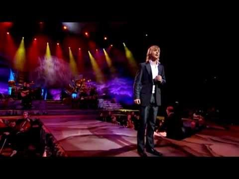 """The Show - """"I Wanna Know What Love Is""""  Celtic Thunder - Keith Harkin ..."""