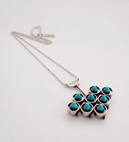 Kultaseppa Salovaara 'Lammet' necklace from Hopea