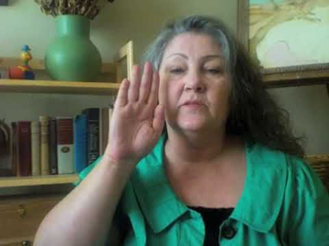 Video by SLP Pam Marshalla on how to teach vowels to severely apraxic kids. @Jessica Edwards