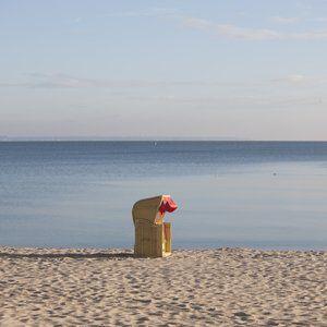 Romantik pur am Ostseestrand: Strandhotel Sand - Timmendorfer Strand, Deutschland