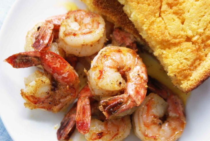 Quick Souther Style BBQ Shrimp | 40 Days of Lent | Pinterest