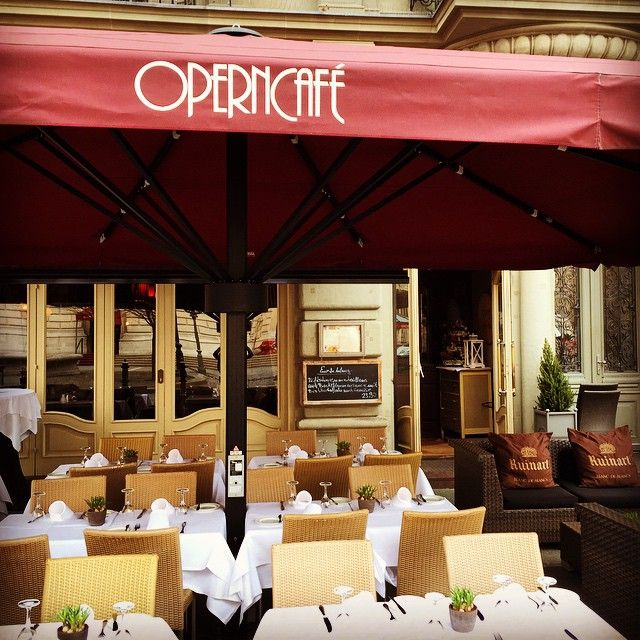 Enjoy a Saturday late afternoon drink at our terrace #opernplatz #alteoper #frankfurt #operncafe #ruinart #champagne #sun #lounge #fest #sonne #foodie #drink #style #chic #germany #summer #fun #love #terrace #Terrasse #sunset