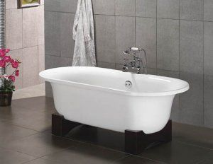 Hakone ASIAN INSPIRED FREE STANDING BATHTUB & FAUCET large bath tubs