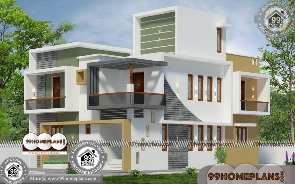 Narrow 2 Story House Plans 90 Contemporary Style Home Design Plans House Arch Design Latest House Designs House Front Design