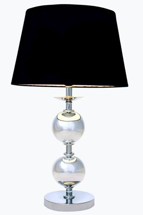 Ellos Home Bordslampa Sanne i färgerna Silver, Koppar/svart, Guld inom Hem…