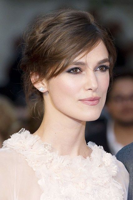 Keira Knightley - hair & hairstyles on the red carpet (Vogue)