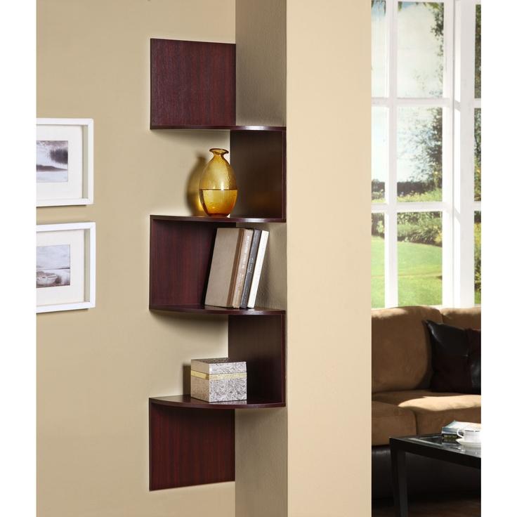 bookshelf for the corner