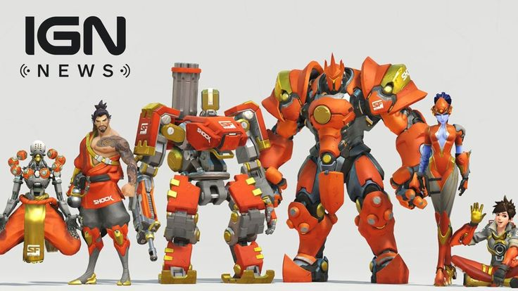 How Much Would It Cost to Buy All the Overwatch League Team Skins? - IGN News You'll have to spend real money if you want all the skins from your favorite Overwatch League team. January 10 2018 at 10:18PM  https://www.youtube.com/user/ScottDogGaming
