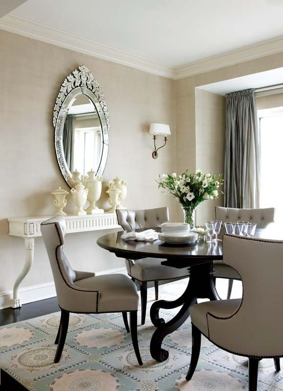 Interior Design Ideas: Dining Room - Home Bunch - An Interior Design & Luxury Homes Blog