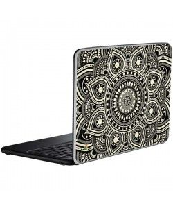 Sacred Wheel Chromebook Skin