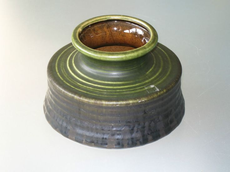Seltene antike Keramik Vase - Kunst - Design - ca. 60er Jahre - neuwertig