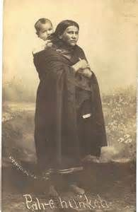Native American Indian Pictures: Osage Indian Tribe Women ...