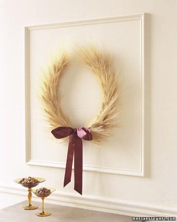 What a wonderful wreath !