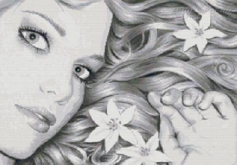 Gallery.ru / Фото #1 - Flower Girl - mornela