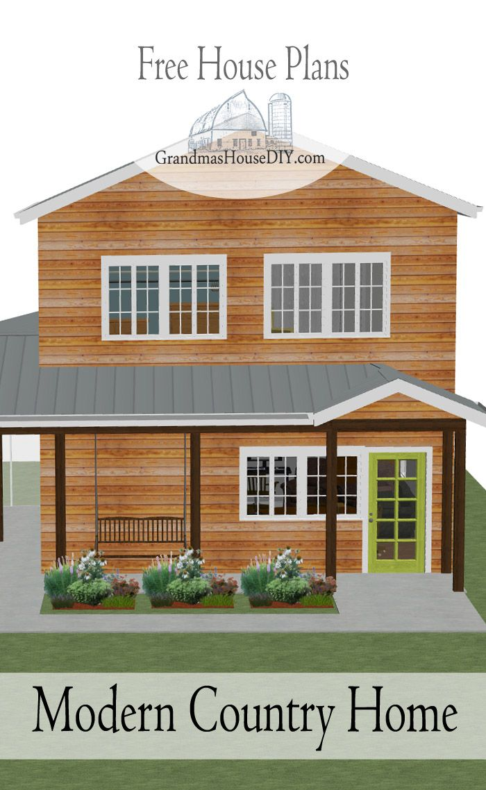 90 best free house plans grandma s house diy images on pinterest free house plan modern country home