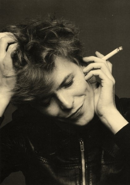 Sometimes my own taste in men baffles me. But yes, I oddly find David Bowie attractive.