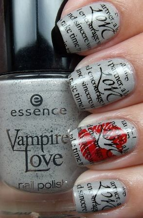 This Pin was discovered by Life Styles. Discover (and save!) your own Pins on Pinterest. | See more about newspaper nails, paint nails and print nails.