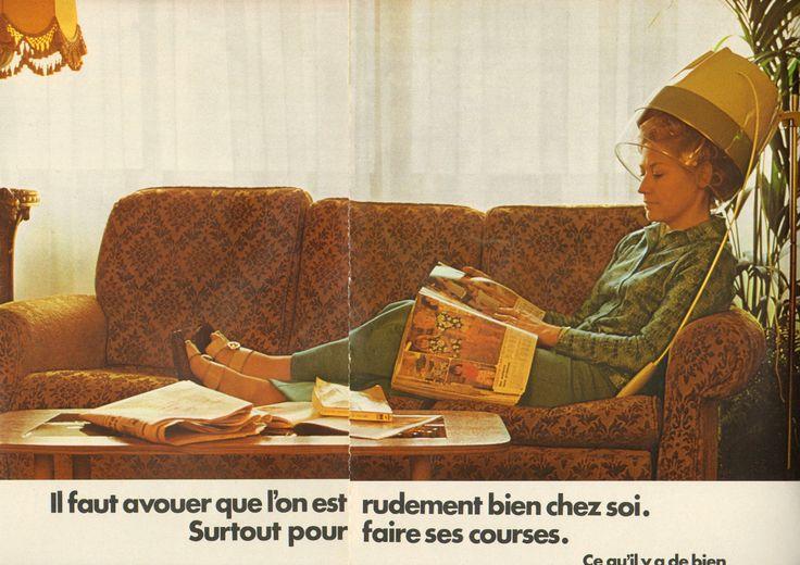 Publicité Advertising 1973 Double Page LA Redoute Vente PAR Correspondance   eBay