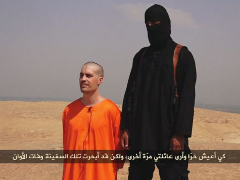The islamic state released a video beheading American journalist James Wright Foley in Syria. The video is almost five minutes long and includes threats against Obama and the US.