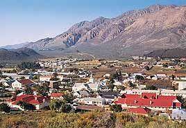 Montagu, Klein Karoo