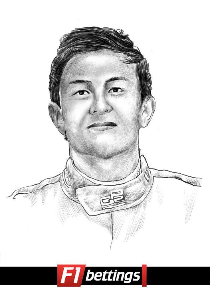 F1 driver Rio Haryanto f1-bettings.com
