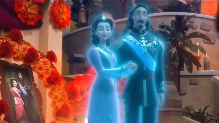 King And Queen Ghosts Dia De Los Muertos Elena Of