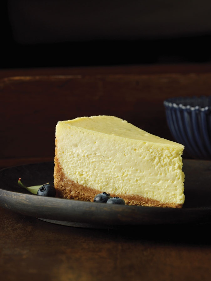 Classic Desserts by The Ritz-Carlton: NY Cheesecake. Yield: 10 ...