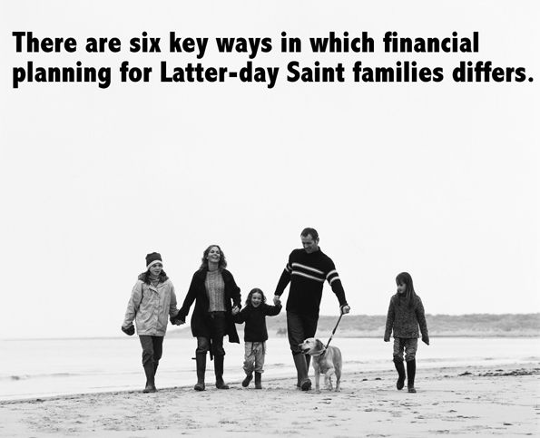 Meridian Magazine - Six Ways that LDS Financial Planning Differs - Meridian Magazine - LDS, Mormon and Latter-day Saint News and Views