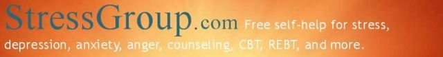 Stress management : Free stress help mental health self-help depression anxiety online counseli