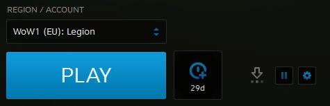 I just got a background download #worldofwarcraft #blizzard #Hearthstone #wow #Warcraft #BlizzardCS #gaming