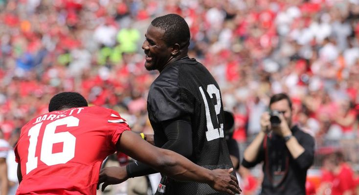 Cardale Jones on his 74-yard Bomb at Ohio State's Spring Game: 'My arm was kind of tired' | Eleven Warriors